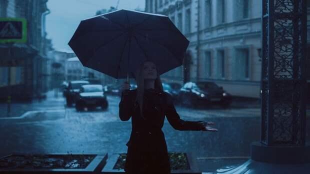 Теплая погода и небольшой дождь ожидаются в Петербурге 17 мая