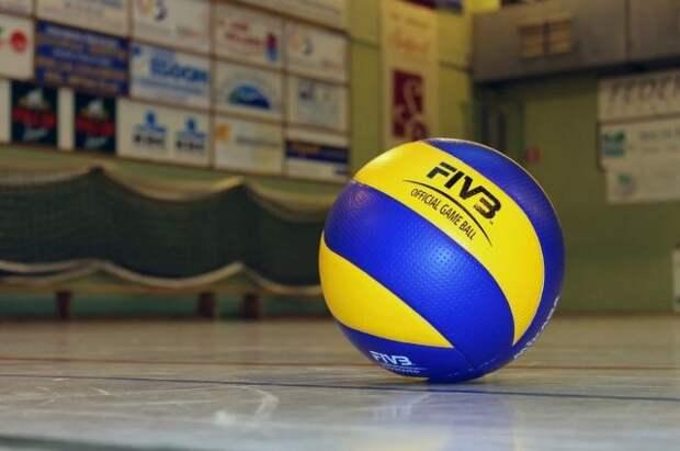 Сборная России по волейболу обыграла американцев в матче Лиги наций
