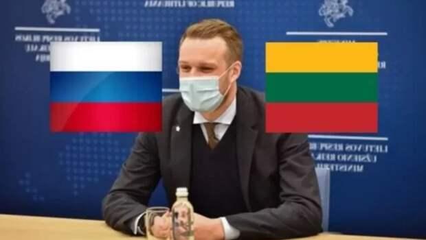 Власти Литвы ходят по тонкому льду» — Литовец ответил на угрозы министра Литвы в адрес России. Его мнение сразило наповал всех