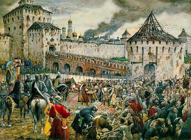 О битве под Руссой: как Москва начинала Новгород в Россию возвращать