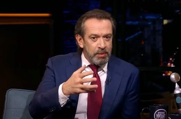 Владимир Машков рассказал о поцелуях и пытках на съемках