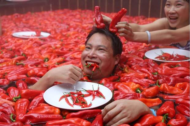Бедные китайцы, что они едят? Да что только не едят