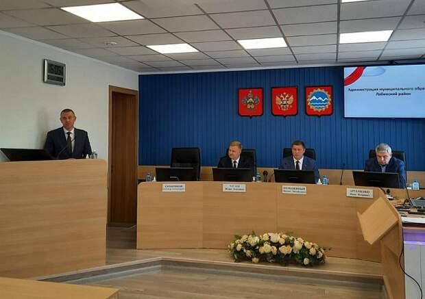 Пошел на повышение: глава Лабинского района подал в отставку
