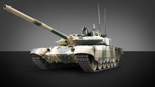 Новейший танк распечатали на 3D-принтере