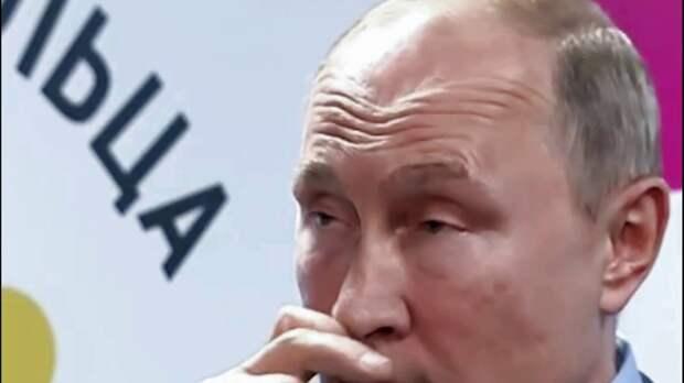 Плач Путина по оппозиции. Украинской. О нашей – ни гу-гу
