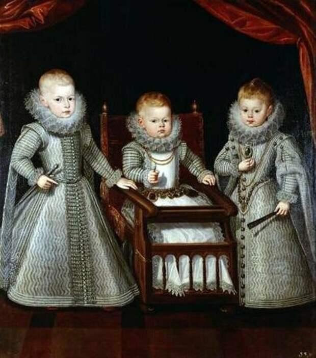 портрет 1612 г.
