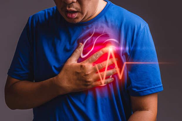 Медик рассказал, как быстро определить приближающийся инфаркт