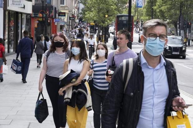 Год жизни с пандемией