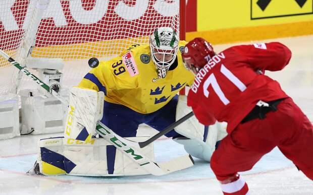 Немчинов: «Понравилась игра сборной России со Швецией, особенно первый период»