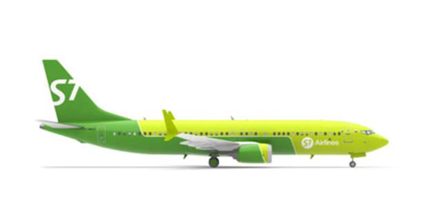 S7 ведет переговоры по реструктуризации контрактов на поставку Boeing 737 MAX