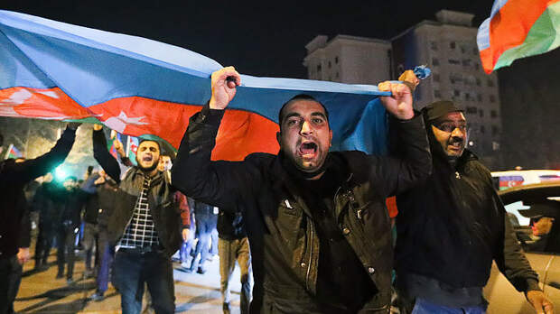 В России начинается Карабахская война: Войска противника уже в нашем тылу