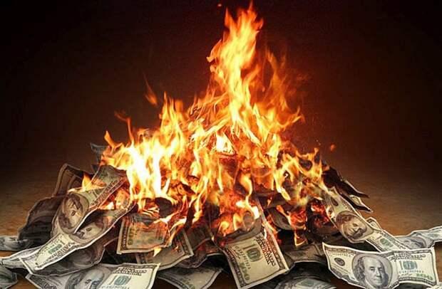 Разные страны мира постепенно отказываются от доллара США в расчетах, и санкции США только...