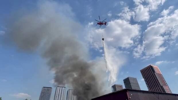 В июле сотрудники Московского авиацентра спасли 63 человека