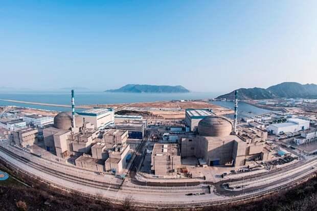 Власти Китая впервые подтвердили повышение уровня радиации наАЭС «Тайшань»: Новости ➕1, 16.06.2021