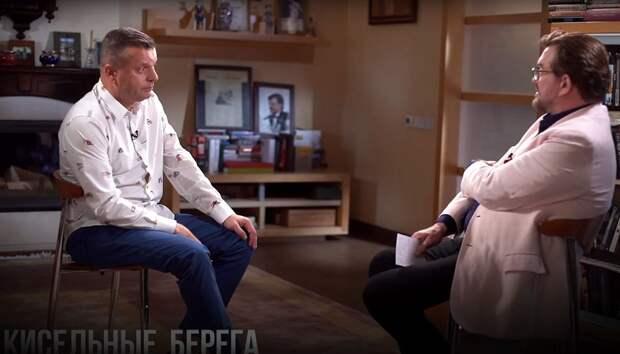 Сектанты подъехали: Как поссорились Парфёнов и Киселёв