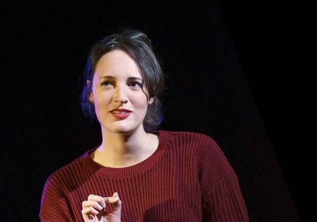 Amazon покажет спектакль Фиби Уоллер-Бридж «Дрянь»