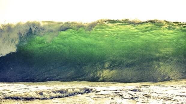 Американские ученые рассчитали опасность цунами для прибрежных городов