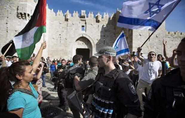 Кому выгоден арабо-израильский конфликт