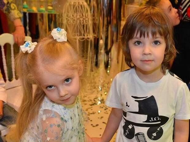 Игорь Николаев показал фото с празднования дня рождения детей Пугачевой и Галкина