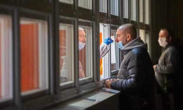В Удмуртии более половины новых случаев ковида выявили в Ижевске