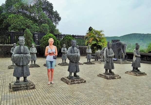 Врач из Кузьминок пополнила ряды вьетнамских воинов