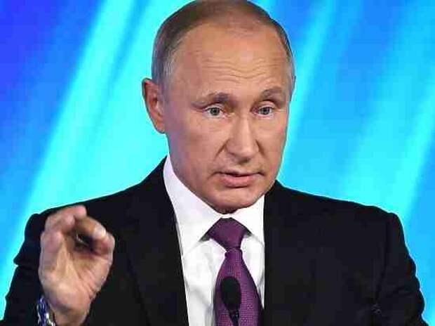 Путин: российский бизнес должен быть готов перейти на военные рельсы