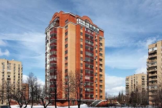 Фото: © Жилые комплексы Москвы и Подмосковья