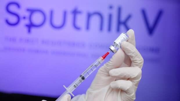 "Президент Анголы с супругой поставили прививку ""Спутника V"""