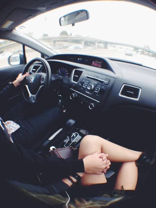Моя девушка каталась с парнем ночью на машине... Реальная история...