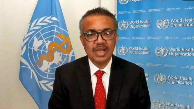 Глава ВОЗ заявил о высокой заболеваемости и смертности от COVID-19 в мире
