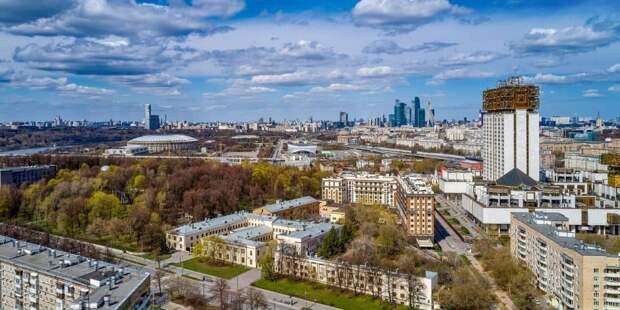 Завершена декларационная кампания государственных гражданских служащих Москвы. Фото: М. Денисов mos.ru