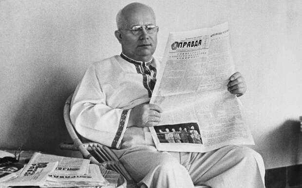 Хрущевская амнистия пособников гитлеровских оккупантов привела к распаду СССР