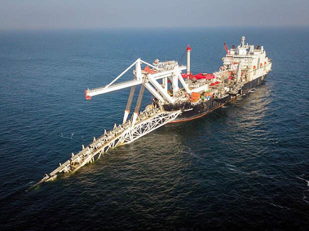США наложили санкции на участников строительства «Северного потока-2»