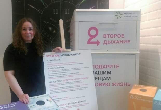 Жительница Отрадного несколько лет занимается социальным и экологическим волонтерством