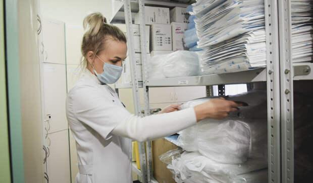 В Татарстане 65% новых случаев коронавируса пришлось на Казань и Челны
