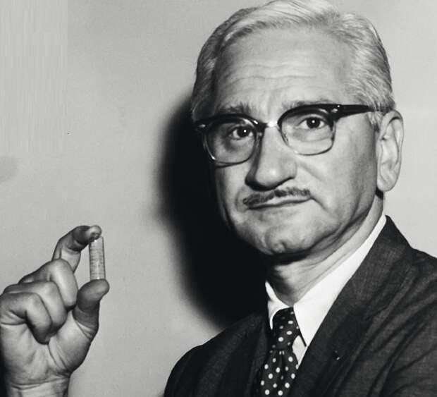 Он победил полиомиелит... и отказался от патента на своё изобретение