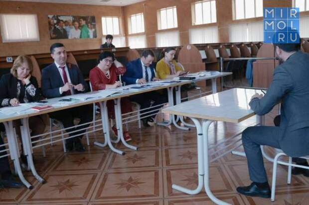 В Минмолодежи Дагестана подвели итоги конкурса на формирование кадрового резерва