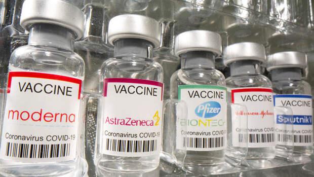 Исследование выявило эффективность комбинирования вакцин AstraZeneca и Pfizer