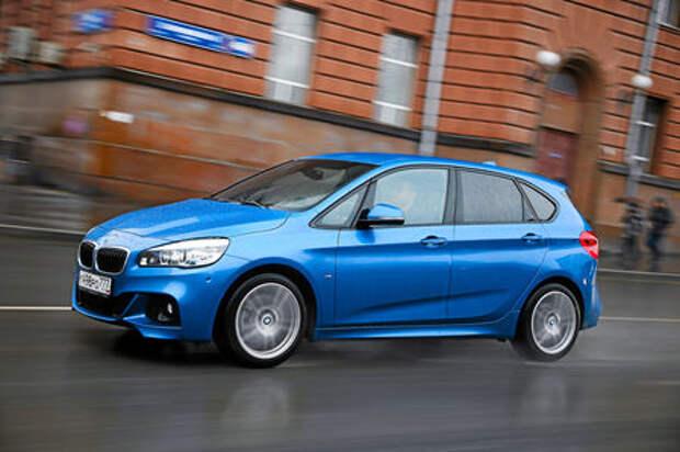 BMW Active Tourer: нужен ли в России «баварец» на переднеприводной платформе?