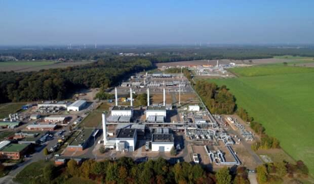 Ототбора кзакачке газа вПХГ Европы перешел «Газпром»