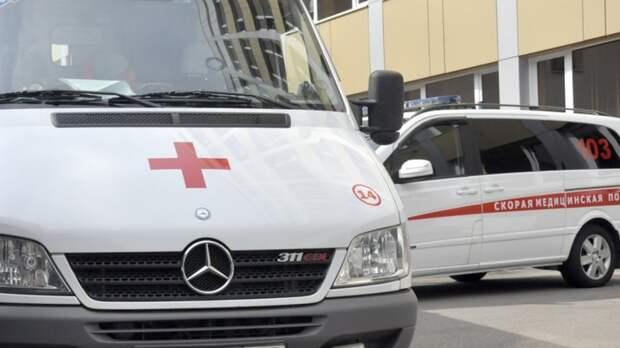 Буйный туляк столкнул гражданку Кении с третьего этажа в Балабаново