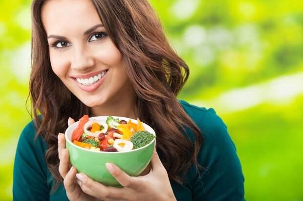 Многие овощи обладают актиоксидантными свойствами.