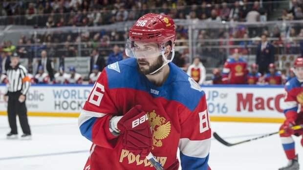 Хоккеист Кучеров отметился дублем в первом матче плей-офф НХЛ после операции