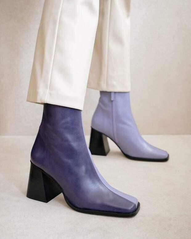 Высокие сапоги – изюминка образа! Какие модели в моде в этом сезоне