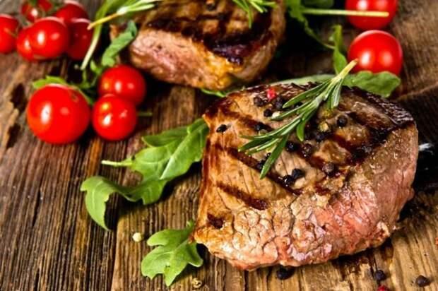 Пиво делает мясо мягче. /Фото: i.pinimg.com