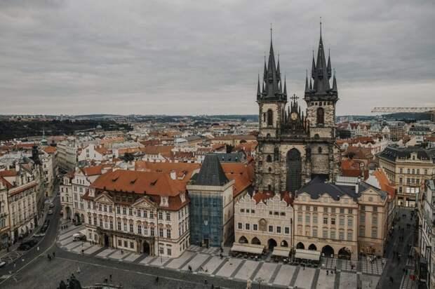 Чехия решила пересмотреть отношения с Россией