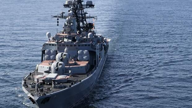 В США назвали пять крупнейших военно-морских держав к 2030 году