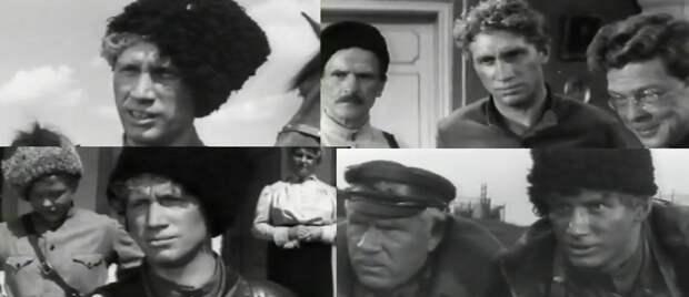 Киногерои Юрия Кузьменкова