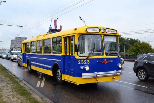 Всего один троллейбусный маршрут сохранят в Москве