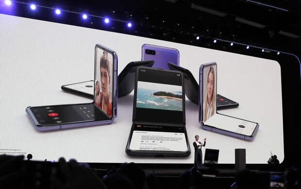 «Раскладушки» подешевели: Samsung обновила линейку флагманских смартфонов